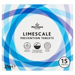 Morrisons Limescale Prevention Tablets