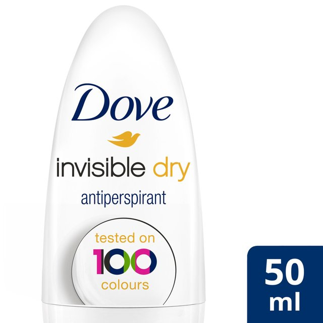 Morrisons Dove Invisible Dry Roll On Anti Perspirant