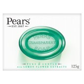 Pears Oil-Clear Soap With Lemon Flower Extract