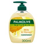 Palmolive Naturals Milk & Honey Hand Wash