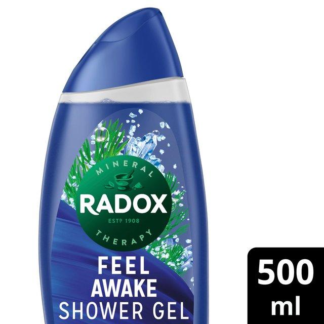 Radox Feel Awake for Men 2in1 Shower Gel