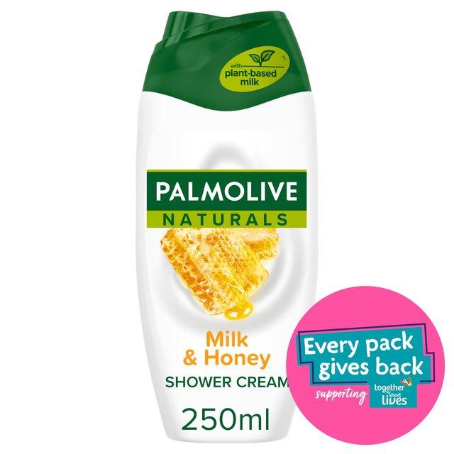 Morrisons Palmolive Nourishing Delight Shower Milk 250ml Product Information