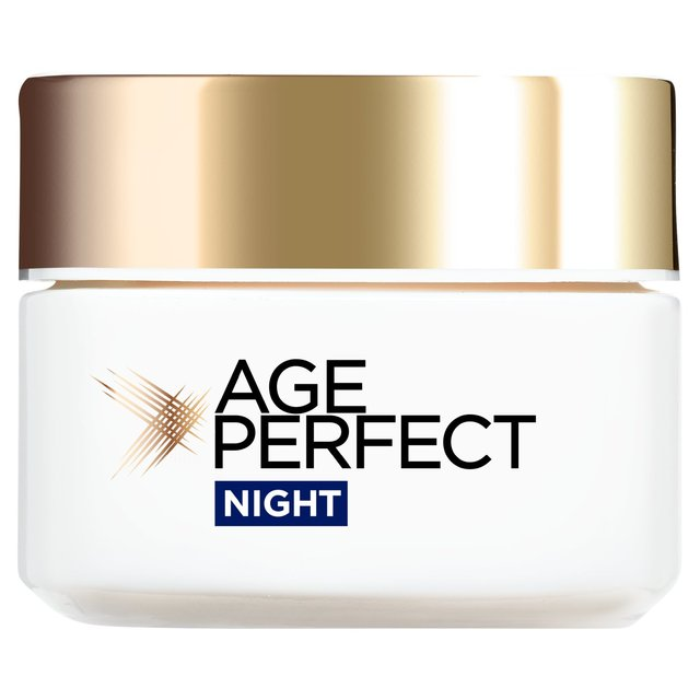 L'Oreal Age Perfect Rehydrating Night Cream