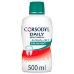 Corsodyl Daily Defence Fresh Mint Mouthwash