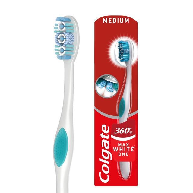 Colgate 360 Max White One Toothbrush