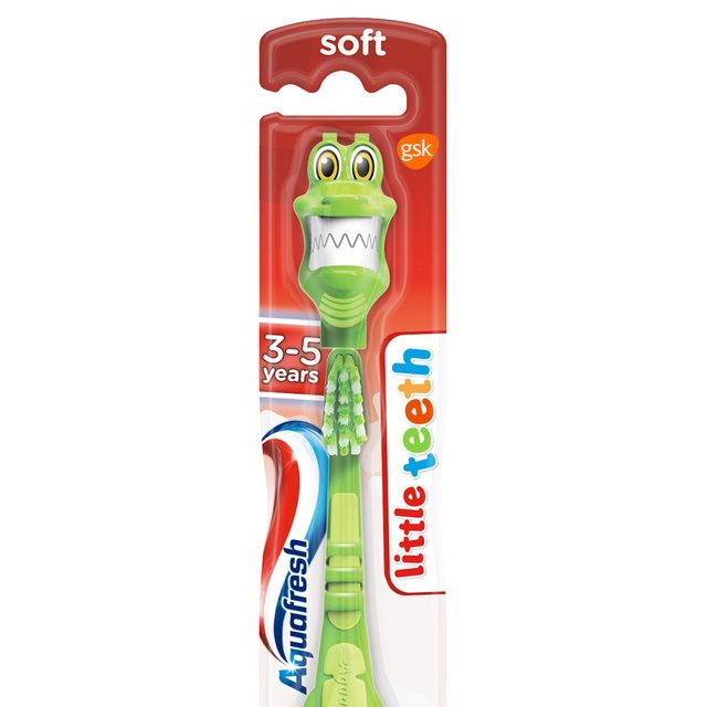 Aquafresh Little Teeth 4 - 6 Years Soft Toothbrush