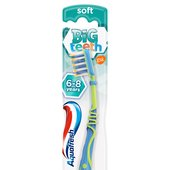 Aquafresh Big Teeth 6+ Years Soft Toothbrush