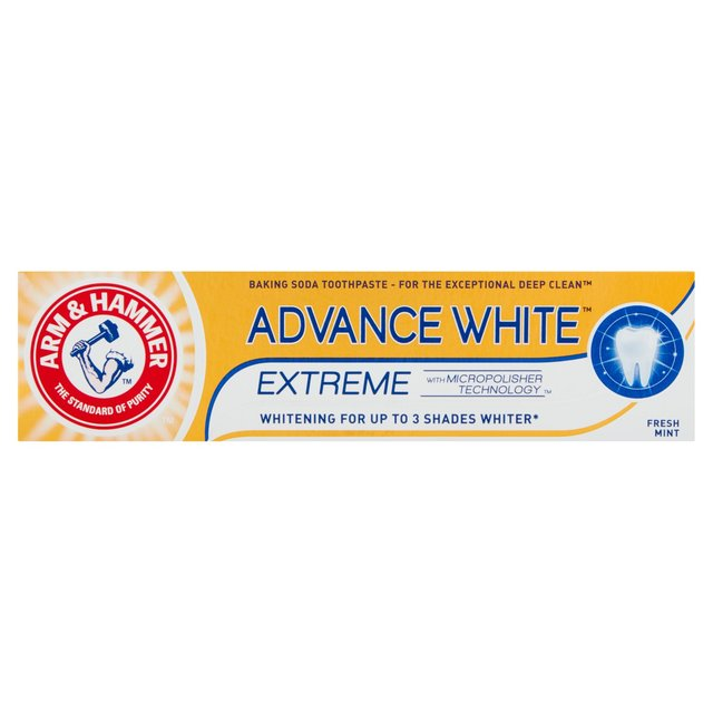 Arm & Hammer Advanced Whitening Toothpaste