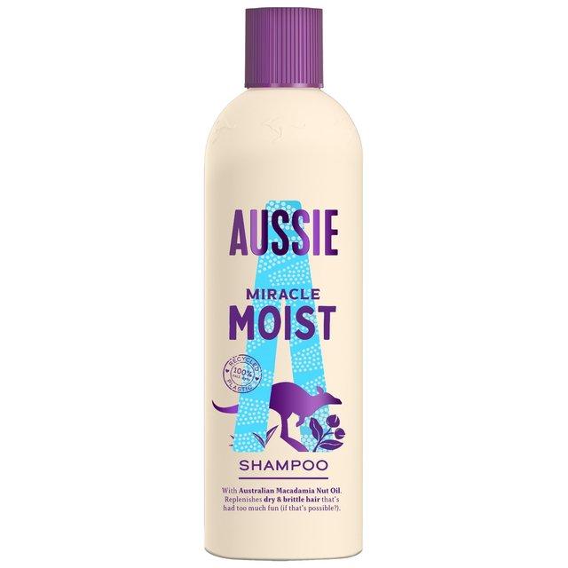 fb1e02f487d Morrisons: Aussie Miracle Moist Shampoo 300ml(Product Information)