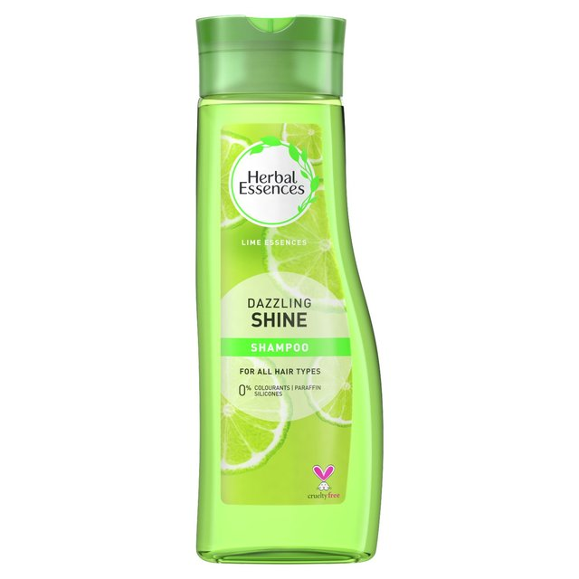 Herbal Essences Shampoo Dazzling Shine Normal Hair