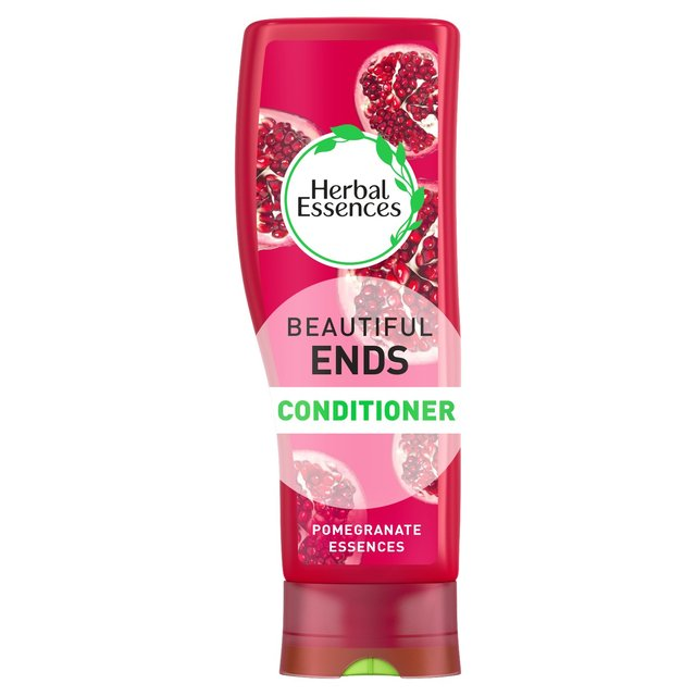 Herbal Essences Conditioner Beautiful Ends Red Raspberry & Silk Extracts