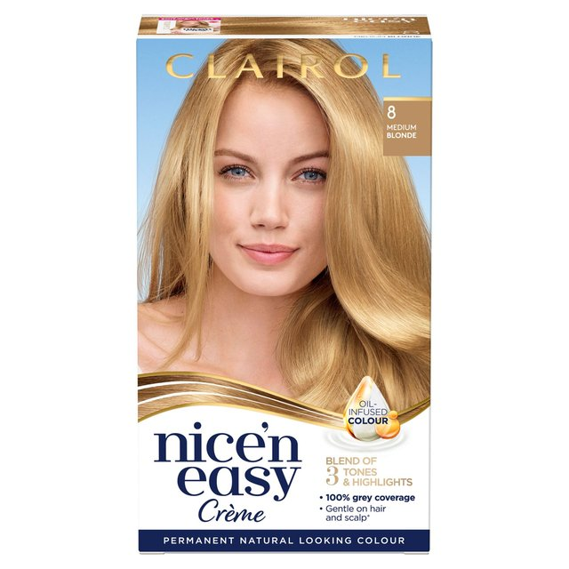 Morrisons Nice N Easy Permanent Colour 103a Natural