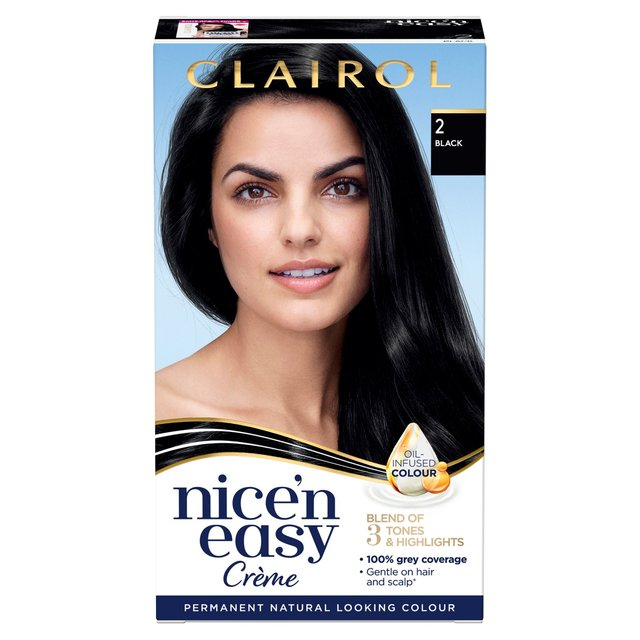 Excellence Creme 2 0 Natural Black Hair Dye