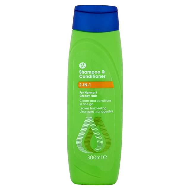 Morrisons 2 in 1 Shampoo & Conditioner