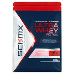 Sci-MX 100% Ultragen Whey Protein Strawberry
