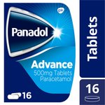 Panadol Advance 500mg
