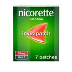 Nicorette High Strength Invisi Patch