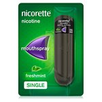 Nicorette Mouth Spray Freshmint