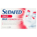Sudafed Blocked Nose & Sinus Capsules