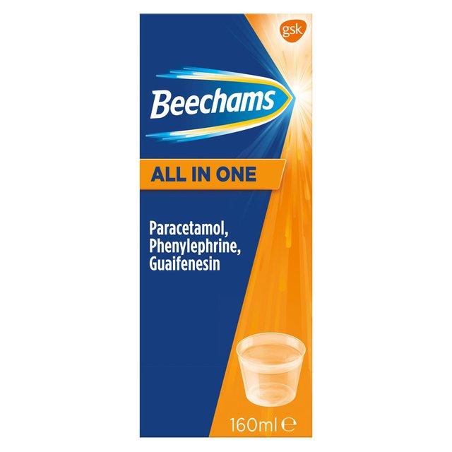 Beechams All-In-One Liquid