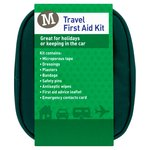 Morrisons First Aid Travel Kit