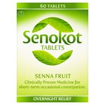 Senokot Senna Natural Tablets