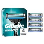Gillette Mach 3 Manual Razor Blades