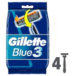 Gillette Blue III Disposable Razors