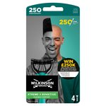 Wilkinson Sword Xtreme 3 Ultimate Plus Men's Disposable Razors