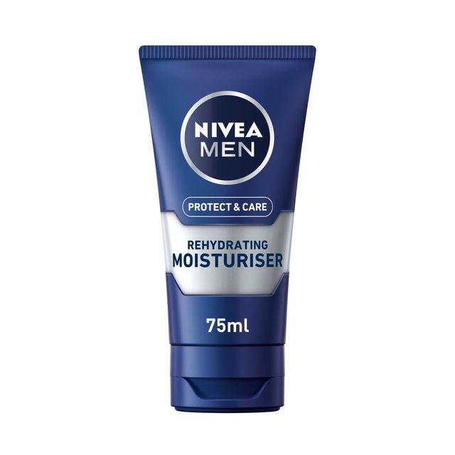 NIVEA MEN Rehydrating Face Moisturiser Protect & Care