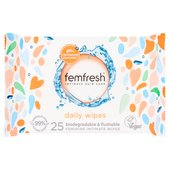 Femfresh Intimate Hygiene Large Feminine Freshness Wipes
