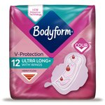 Bodyform Ultra Long Sanitary Towels with wings