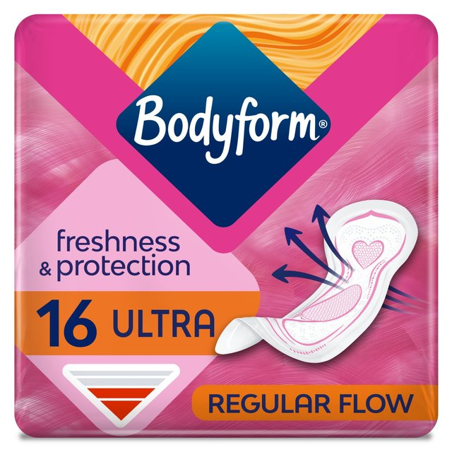 Bodyform Ultra Normal Sanitary Towels