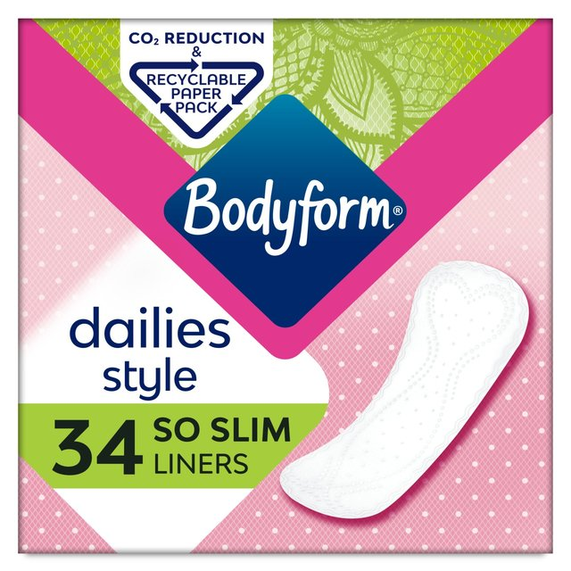 Bodyform So Slim Panty Liners
