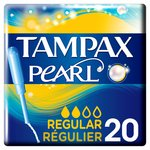 Tampax Pearl Regular with Applicator Tampons