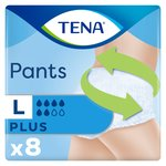 TENA Incontinence Pants Plus L