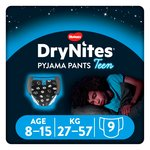 Huggies DryNites Boys Pyjama Pants 8-15 year