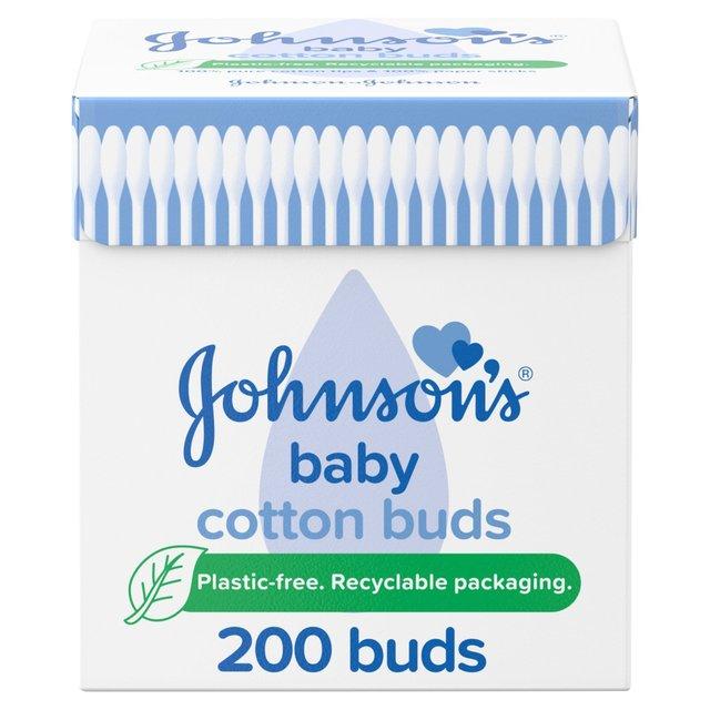 Johnson's Baby Cotton Buds