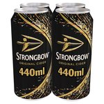 Strongbow Original Cider Cans