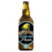 Kopparberg Pear Alcohol Free Cider Bottle