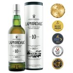 Laphroaig 10 Year Old Single Islay Malt Whisky