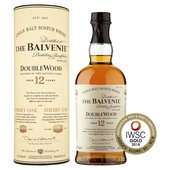 The Balvenie DoubleWood Aged 12 Years Single Malt Scotch Whisky