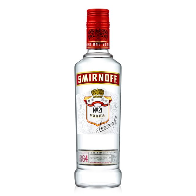 MORRISONS > Drinks > Smirnoff  Red Label Vodka