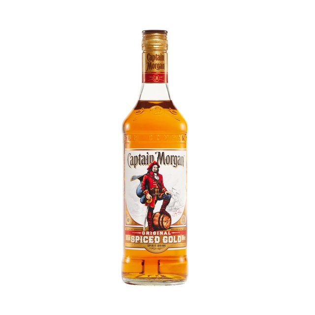 Morrisons captain morgan 39 s spiced rum 70cl product for Mix spiced rum with