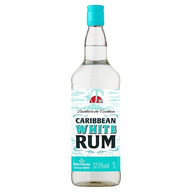 Morrisons Caribbean White Rum | Morrisons