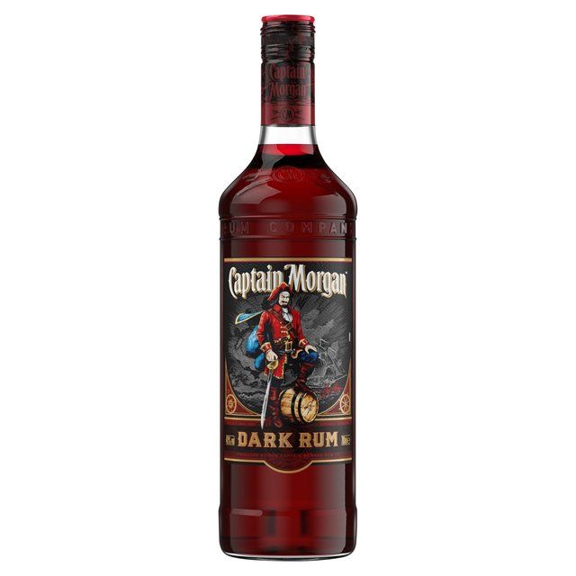 Captain Morgan's Original Rum