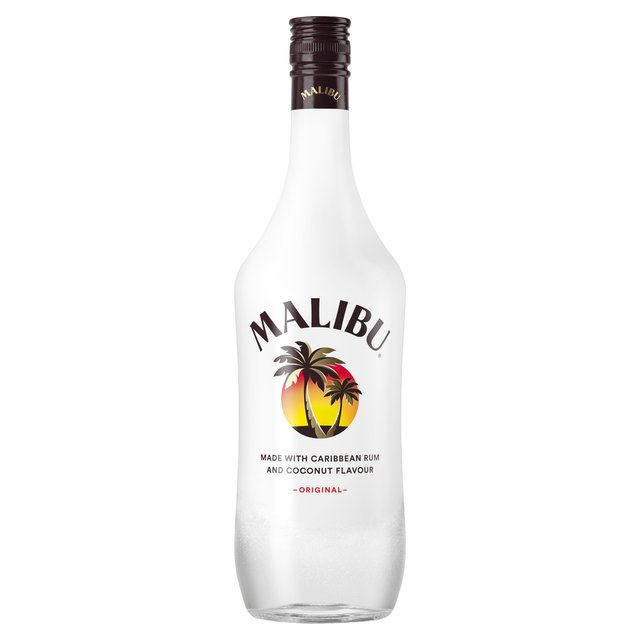 Coconut Rum Malibu Price Malibu Coconut Rum With Pineapple Juice 1 75 L Sam S Club Flavored Rum