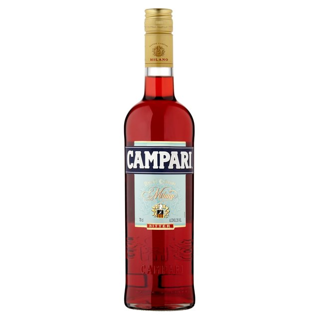 Morrisons: Campari Bitters 70cl(Product Information