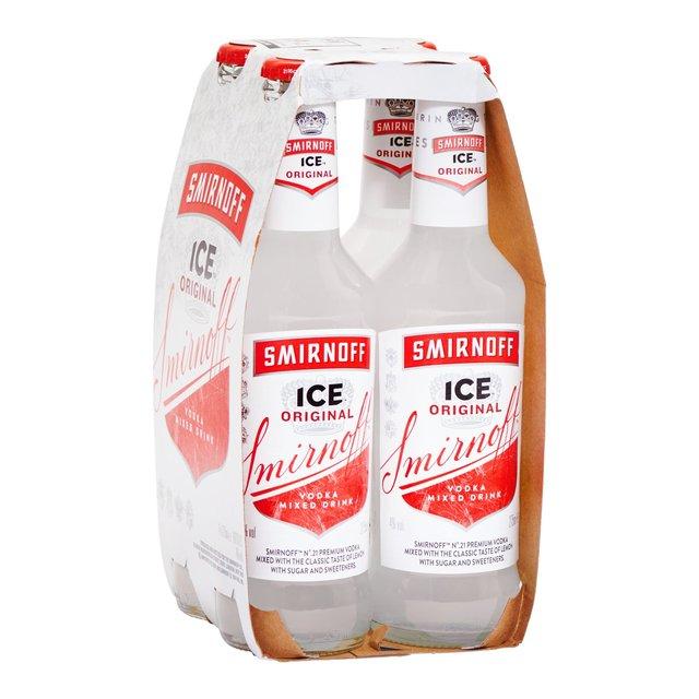 MORRISONS > Food Cupboard > Smirnoff Ice Multipack