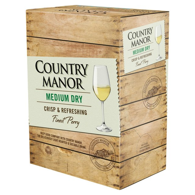 Country Manor Finest Perry Medium Dry